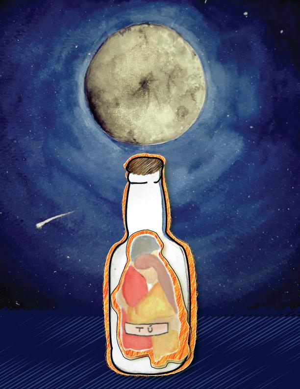 Ilustración realizada  por: Fernanda Gómez
